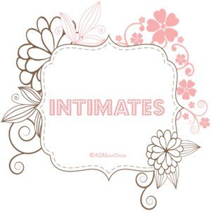 Intimates Items Listed Below